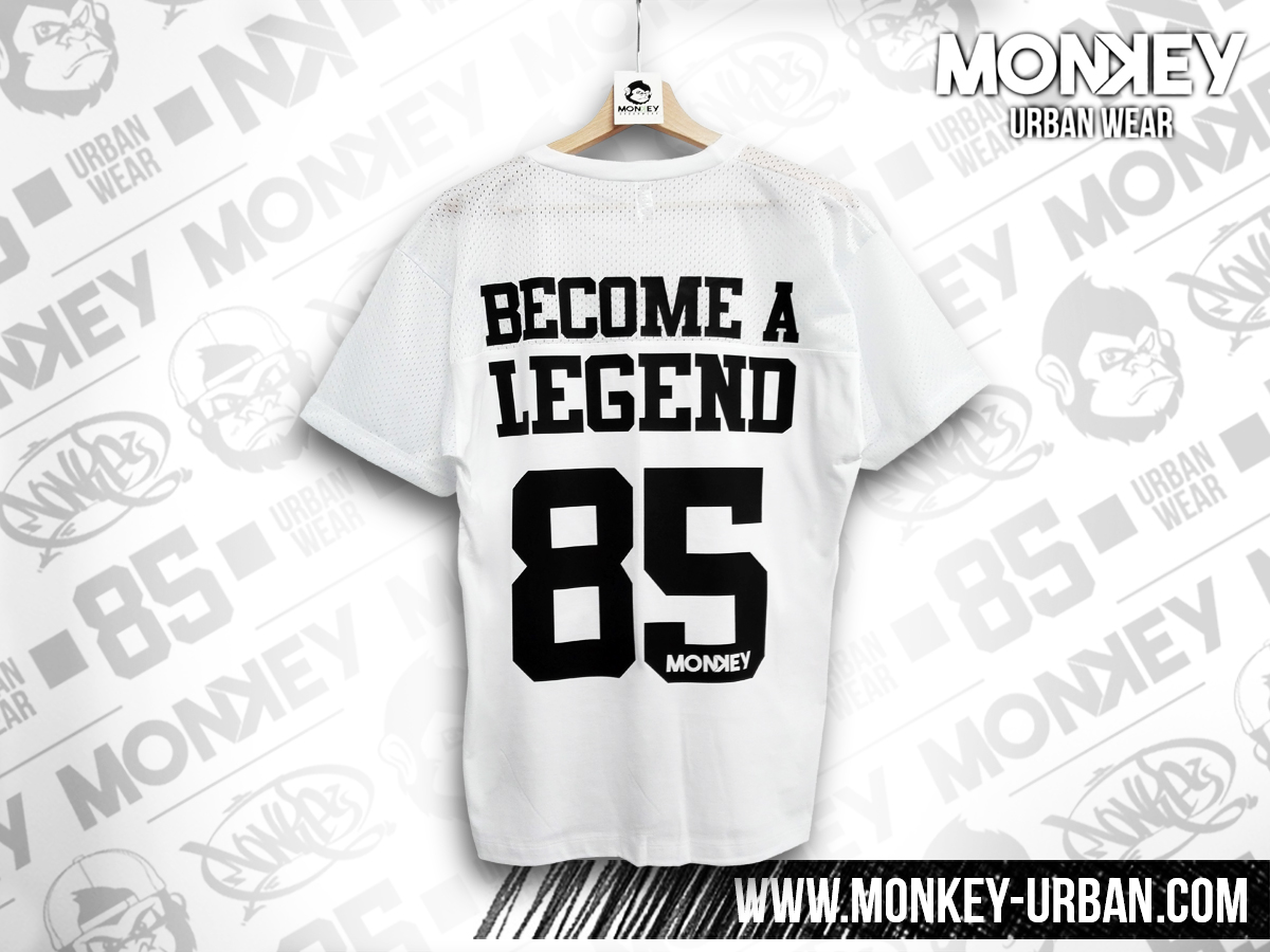 T-shirt - Legend-back
