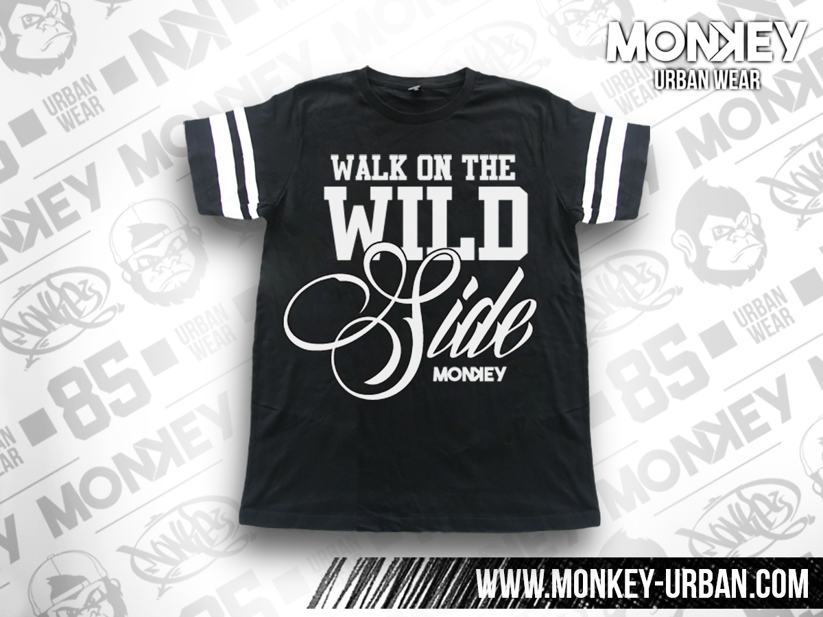 Tshirt - WalkOnTheWildSide