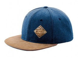 SnapBack - Denim Blue